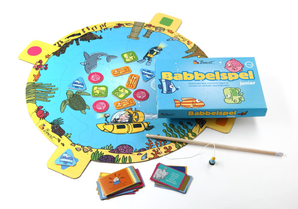 Babbelspel Junior (Baert)